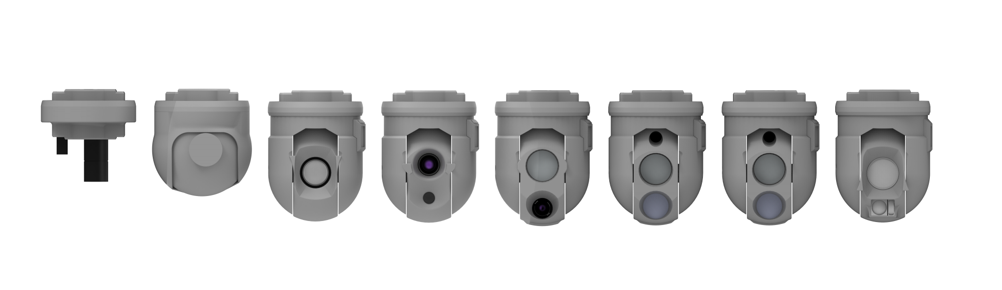 capteurs drone