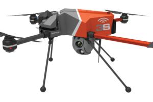 Drone Raptor Security - Defense